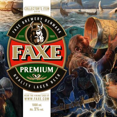 Faxe Collectors Item 2019 01